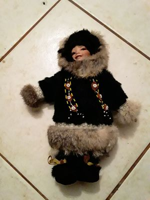 Eskimo doll for Sale in Pompano Beach, FL