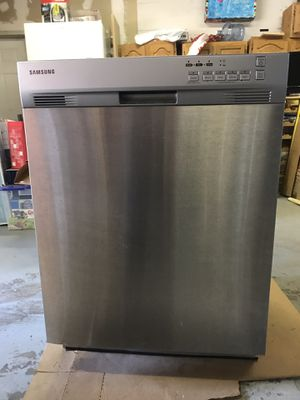 Samsung Stainless Still Dishwasher for Sale in Kirkland, WA
