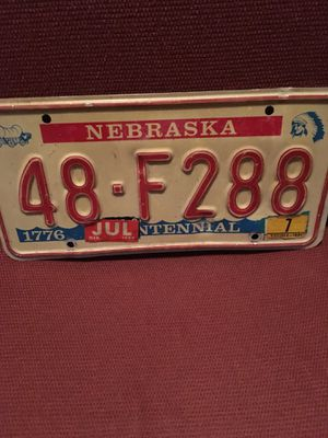 Numerous License Tags for Sale in Wichita Falls, TX