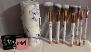 Makeup brushes and eyeshadow pallets for Sale in Chicago, IL