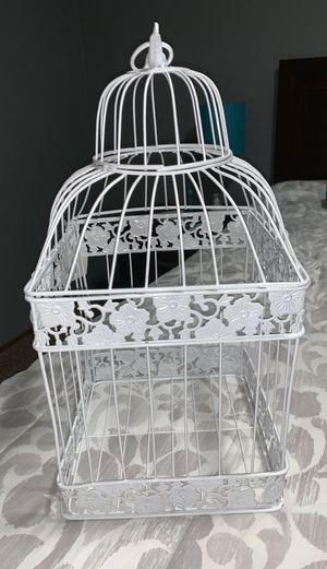 Decorative bird cage for Sale in Hesperia, CA
