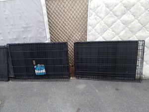 Dog training crate for Sale in Saugus, MA