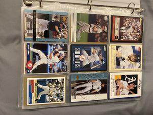 Binder of baseball cards! for Sale in Marlboro Township, NJ