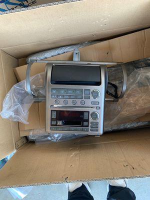 2004 g35 radio non Bose for Sale in Montebello, CA