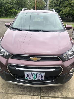 2019 chevy spark activ, 5 speed manual for Sale in Dayton, OR