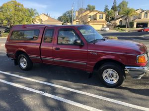 1996 Ford Ranger XLT V6 five-speed for Sale in Antioch, CA