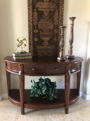 Hallway/ console table for Sale in Pleasanton, CA