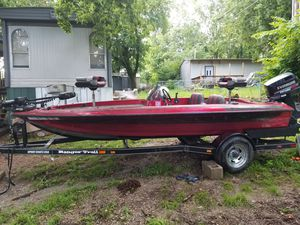 1995 Ranger Bass Boat for Sale in Afton, OK