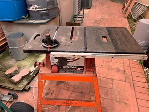 "10"" blade skilsaw table saw 15 amp for Sale in Miami, FL"