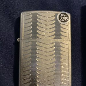 Zippo Jewelry 2 Satin Chrome Lighter for Sale in South Elgin, IL