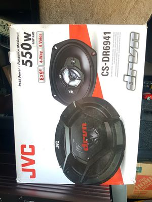 6X9 JVC SPEAKERS for Sale in Compton, CA