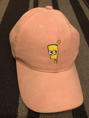 Pink Simpson hat for Sale in Aventura, FL