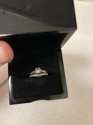 Wedding ring set for Sale in Sauk Village, IL