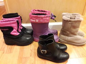 Boots size 10 - all for $15 for Sale in Marysville, WA