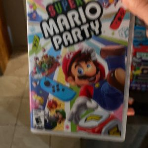 Mario Party For Nintendo Switch for Sale in Phoenix, AZ