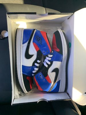 Jordan top 3 1's size 9 for Sale in Frederick, MD