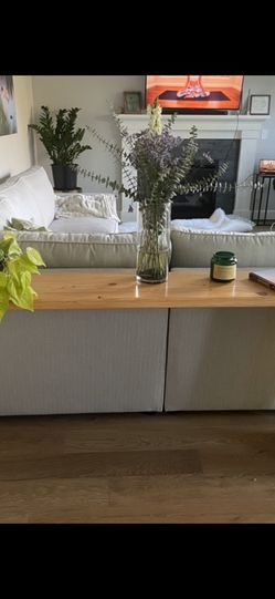 Large Wooden Console Table for Sale in Lake Oswego,  OR