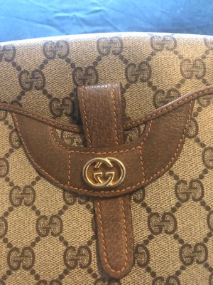 Gucci vintage authentic side bag for Sale in Vancouver, WA
