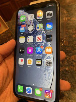 IPHONE XR 64GB BLACK for Sale in Diamond Bar, CA