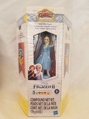 Playdoh Mysteries Disney Frozen 2 $8 firm for Sale in South Gate, CA