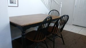 Kitchen Table & Chairs for Sale in Tracy, CA
