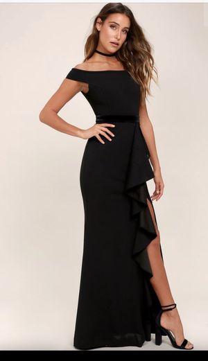 Cute black dress, size 6(runs a bit small) for Sale in North Little Rock, AR
