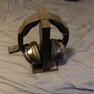Sony Wireless Headphones for TV watching W/ Transmitter Dock for Sale in Spring Valley, CA