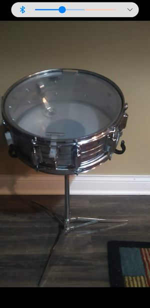 Remo weather king ambassador snare for Sale in Niles, IL