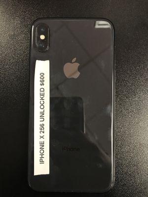 IPHONE X 256GB for Sale in Upper Gwynedd, PA