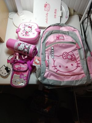 Hello Kitty backpack and more for Sale in Virginia Beach, VA