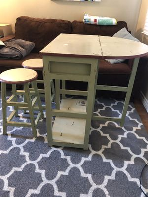 Small dining set compact for Sale in Santa Monica, CA