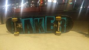 Baker complete skateboard for Sale in Austin, TX