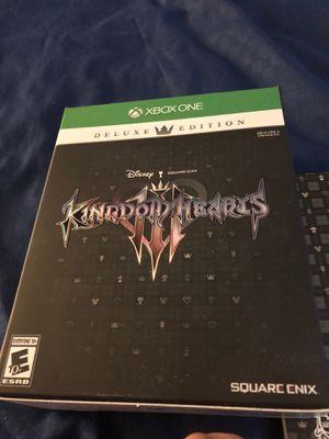 Kingdom hearts 3 for Sale in Auburn, WA