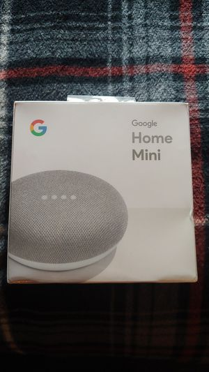 Google Home Mini (Factory Sealed) for Sale in Chino, CA