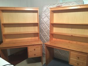 2 bookshelves plus dresser set for Sale in University, VA