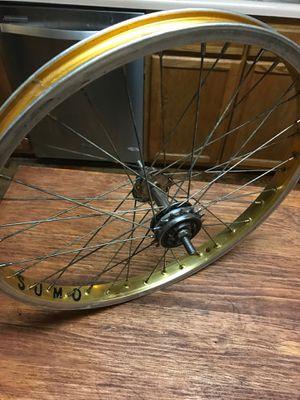 """Sumo 20"""" vintage rear wheel for Sale in Beckley, WV"""