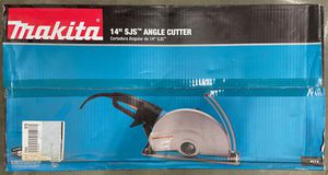 "(NEW) MAKITA 14"" SJS"" ANGLE CUTTER for Sale in Washington, DC"