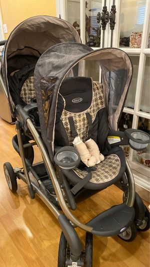 Graco trolling good for 2 kids for Sale in San Jose, CA