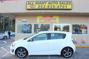 2015 Chevrolet Sonic for Sale in Federal Way , WA
