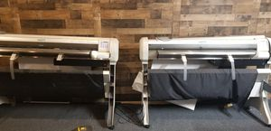 2 Iris 43 wide printer for signs or banner with ink for Sale in Philadelphia, PA