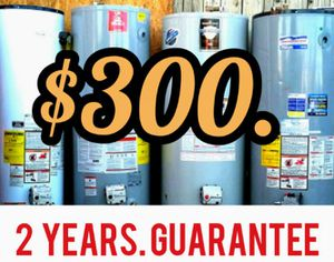 Water Heater Gas Electric or Propane Used Boiler 50 40 30 Gallons Boilers Heaters 🔥💦 AVAILABLE NOW JANUARY 2021 for Sale in Las Vegas, NV