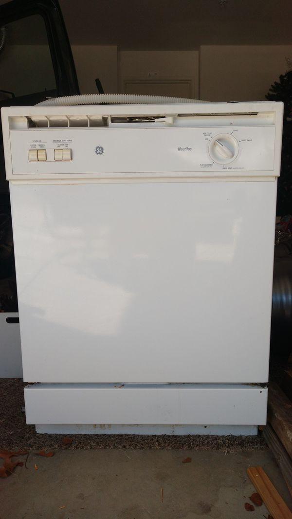 GE dishwasher works great.