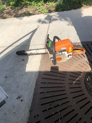 Stihl MS 210 chainsaw for Sale in Inglewood, CA