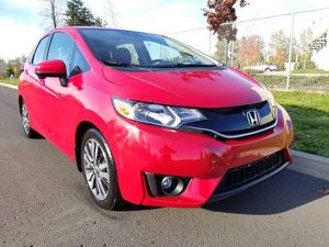 2016 Honda fit AUTOMATIC 4CYL very clean LOW MILES sport CAMERAS for Sale in Portland, OR