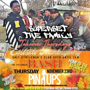 Thanksgiving Night... Superset Records Live for Sale in Atlanta, GA