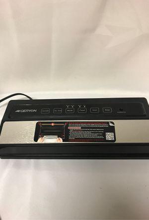 Geryon Vacuum Sealer for Sale in Eastvale, CA
