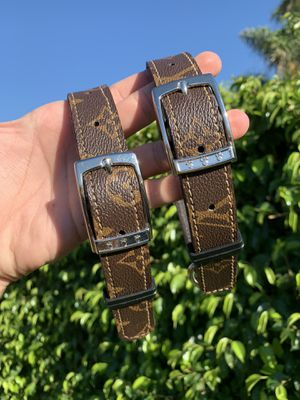 LV Dog Collar for Sale in Palm Springs, CA