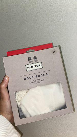 Hunter boot socks for Sale in Tempe, AZ