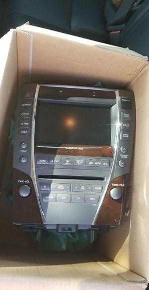 Lexus es350 Navigation System for Sale in Denver, CO
