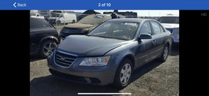 2010 Hyundai Sonata for parts call Turbo Team Auto Wrecking for your parts more than 700 cars for parts for Sale in Chula Vista, CA
